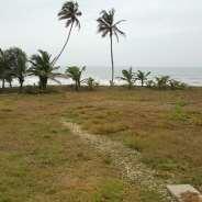 Beach Land For sale at Ningo
